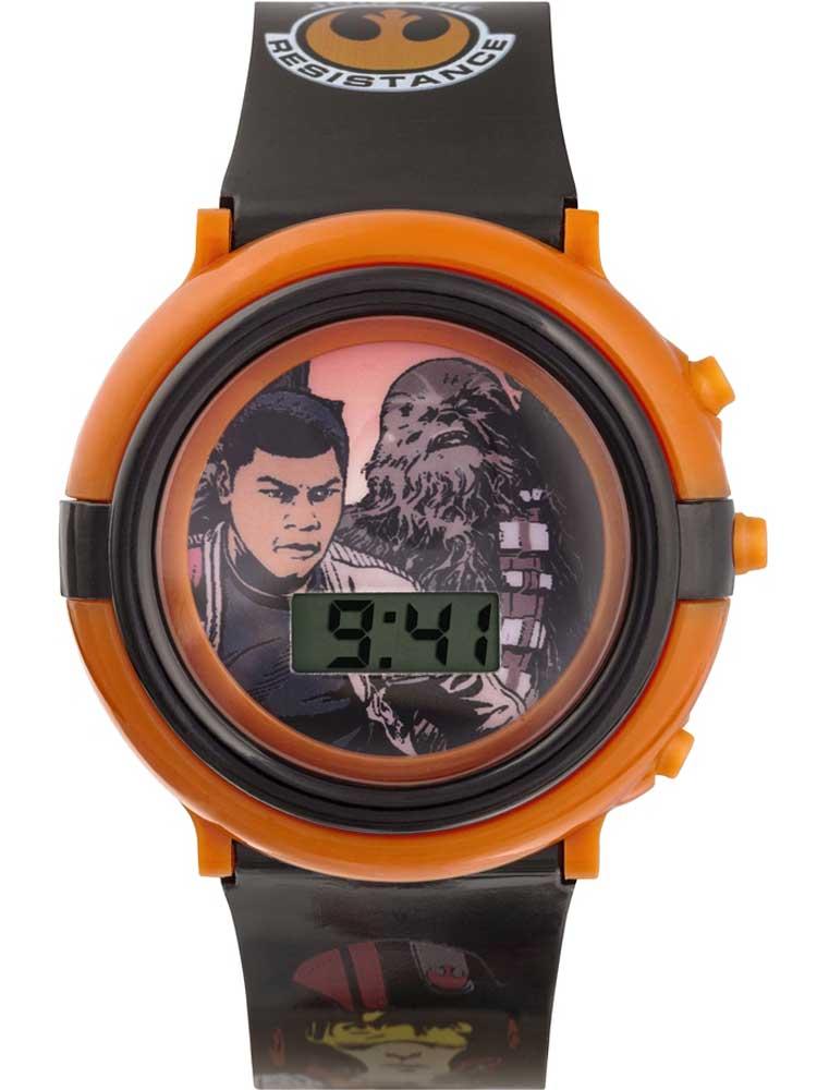 Star Wars Chewbacca Finn Watch SWM3006