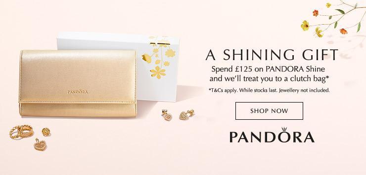 PANDORA Shine GWP