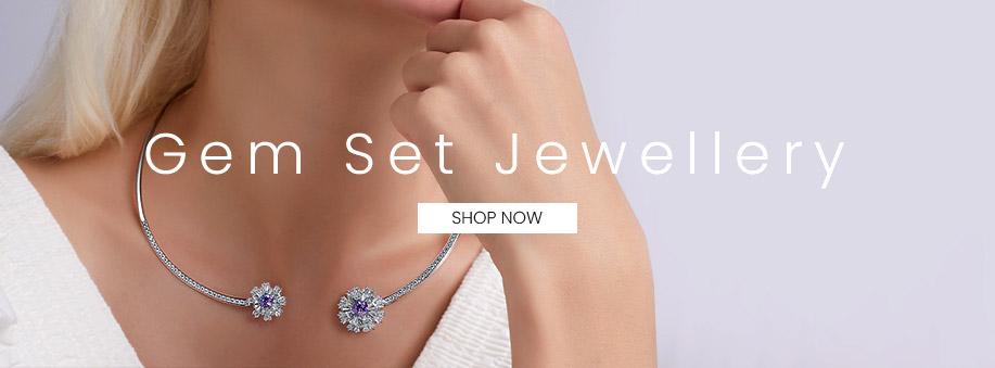 Ladies Gemstone Jewellery