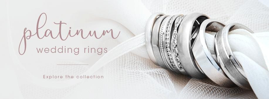 Platinum Wedding Wedding Rings